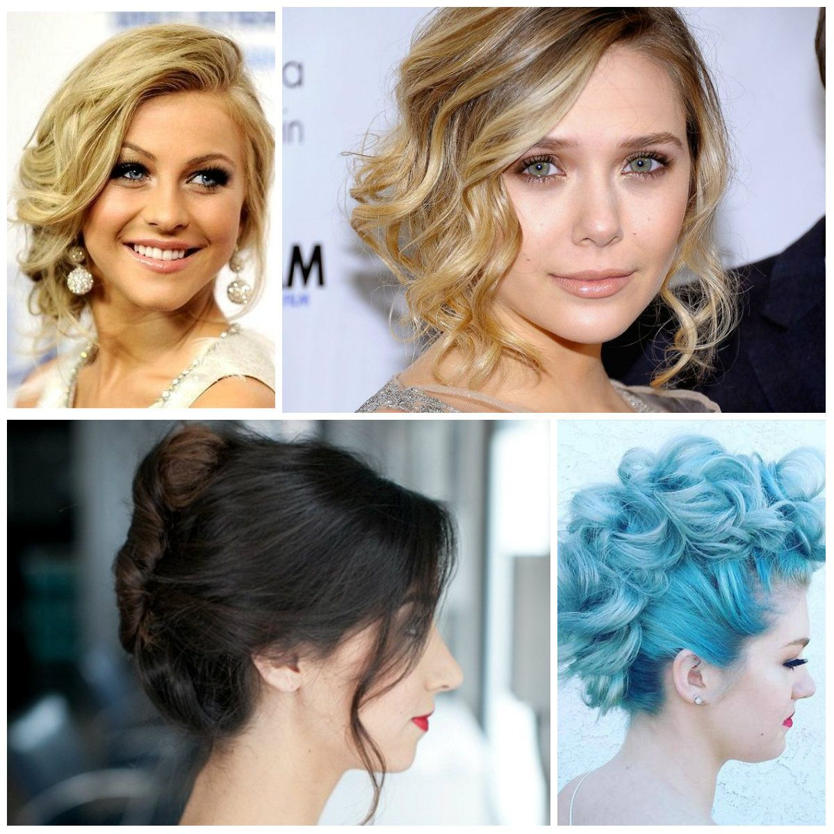 Updo Hairstyles Layered Hair 2017 Hair Color Pinterest Updo