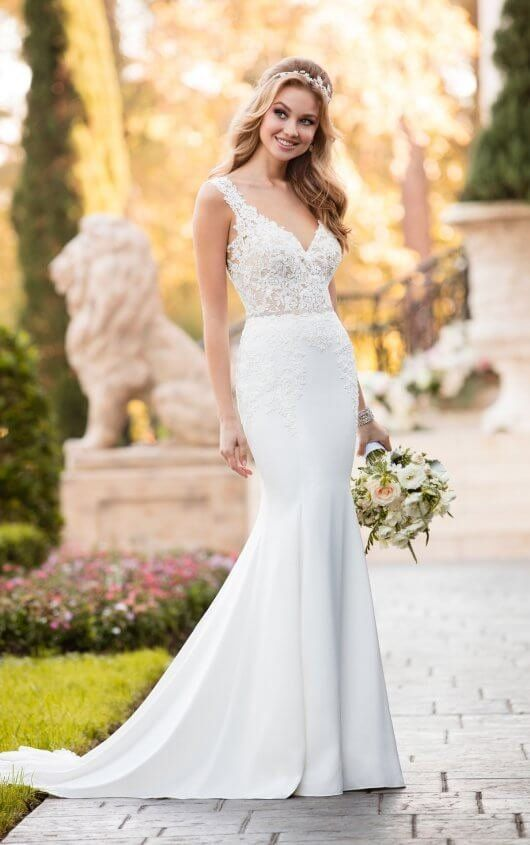 Wedding Dresses | Stella york, French lace and Lace wedding dresses