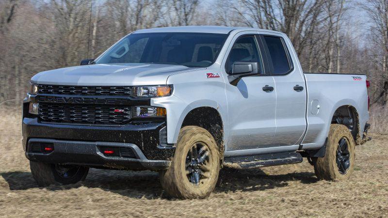 2020 Chevrolet Silverado Allows You To Spec The 6 2 Liter V8 On