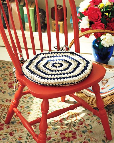 Crafty Cushion Seat Cushions Diy Kitchen Chair Pads Kitchen Chair Cushions