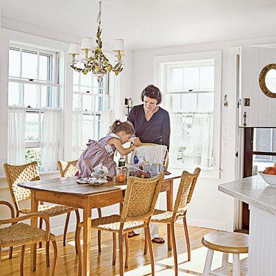 Coastal Cottages: Let the Sunshine In - Design Secrets for Coastal Cottages - Coastal Living