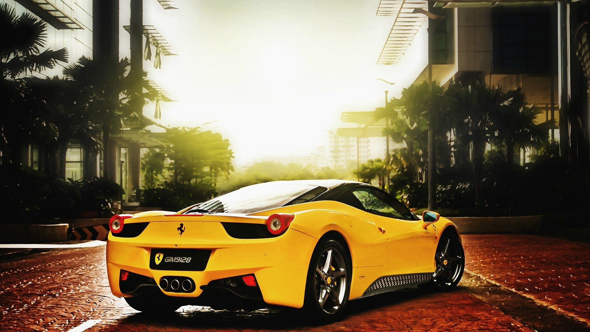 free screensaver wallpapers for ferrari, 1920x1080 (397 kB ...