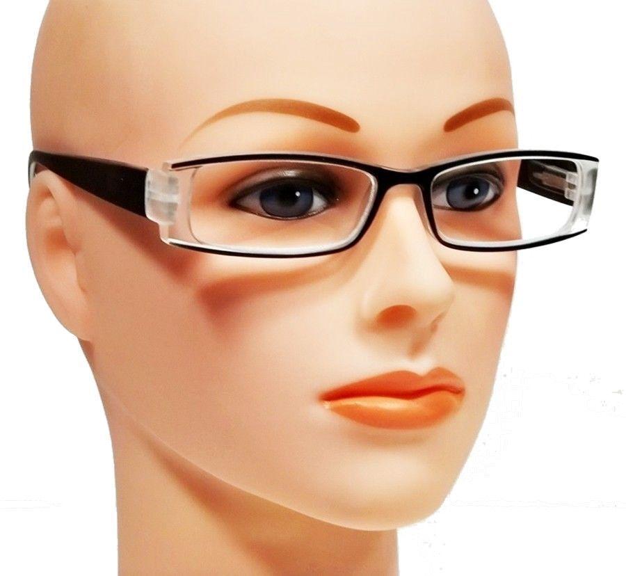 Optical Reading Glasses Matte Color Spring Hinge Frame +2.25