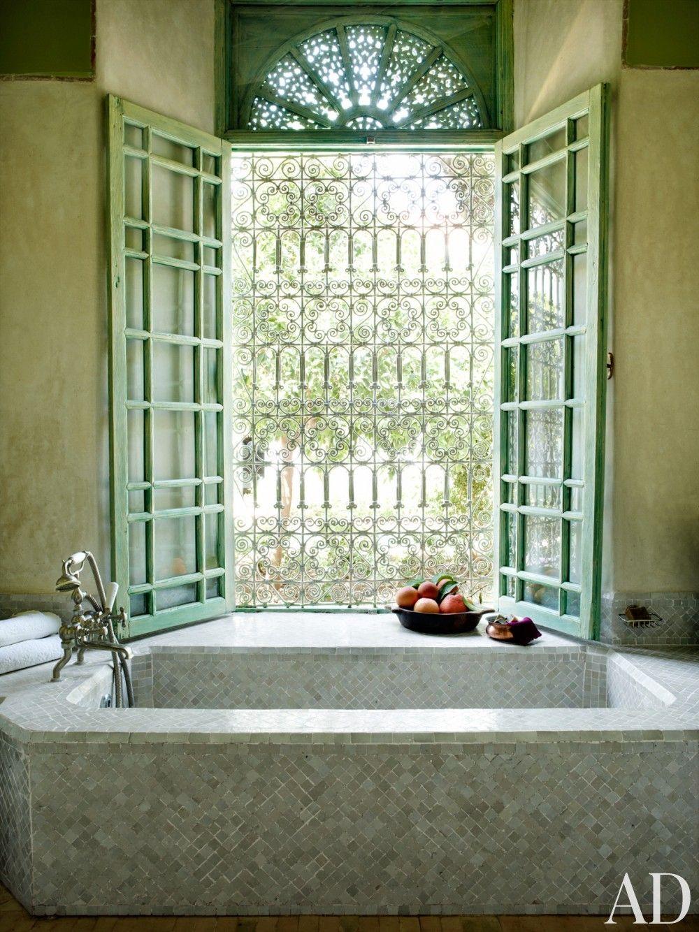 Vous Avez Envie Dune Salle De Bain Bleue Vert Inspirée Des - Envie de salle de bain