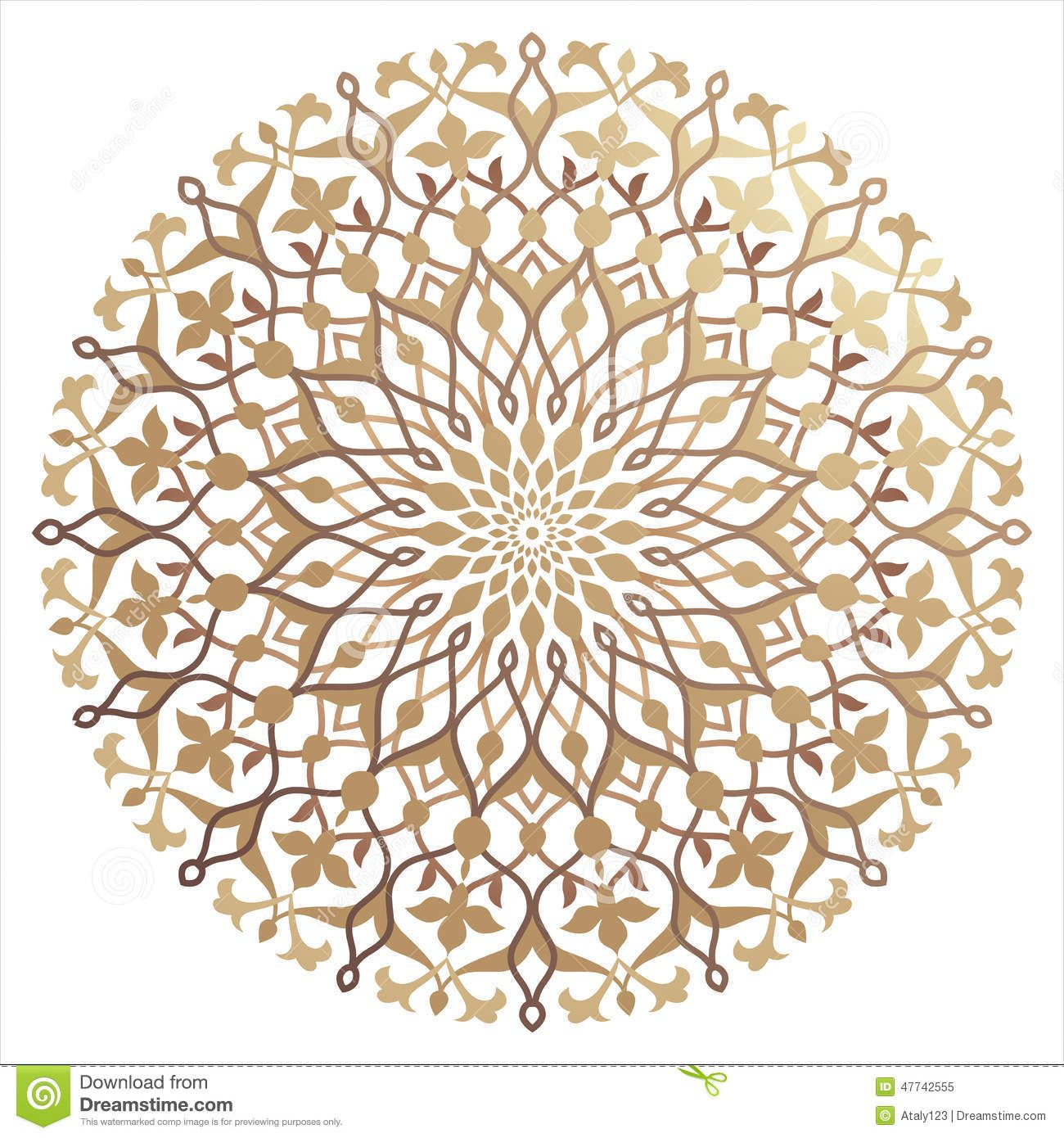 Arabic Pattern - Download From Over 30 Million High