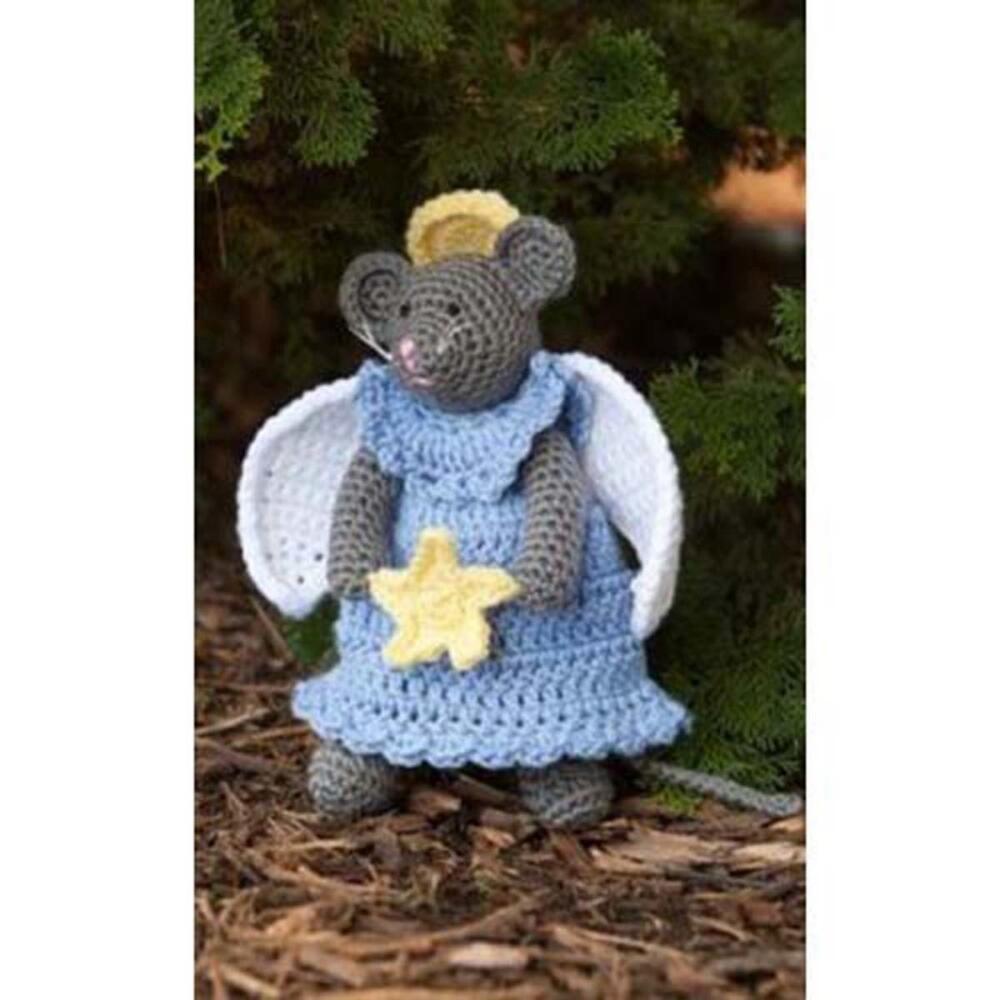 Angel Mouse | Crochet patterns | Pinterest