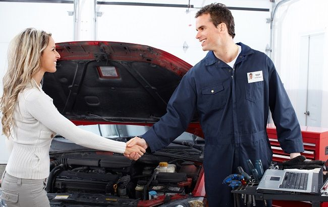 Auto Repair Facility Choosing An Honest One Auto Service Car