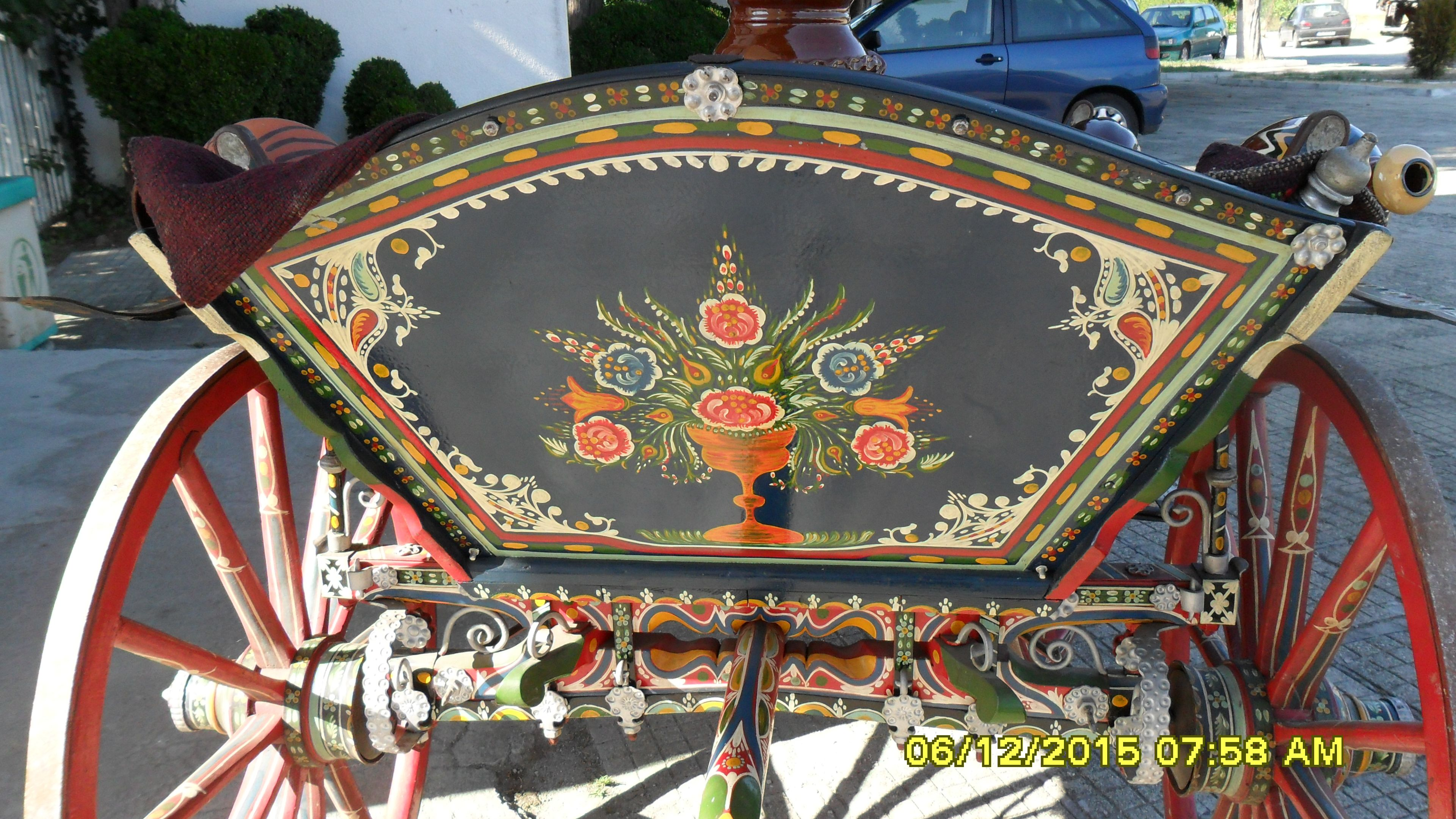 Horse Cart - North Bulgaria
