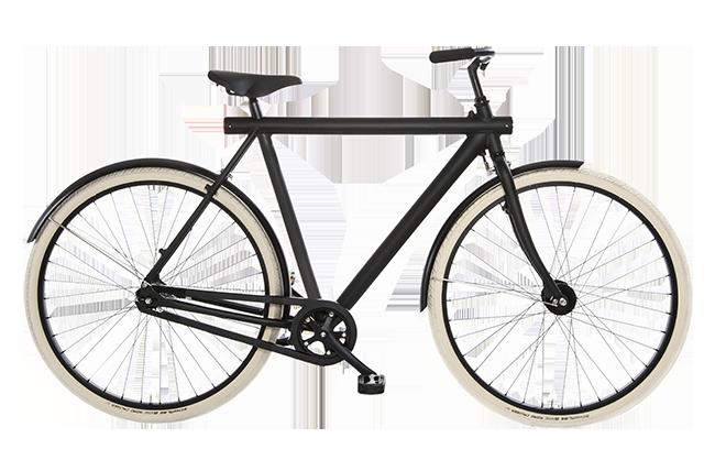 Vamoof Super Minimalistic Bike Design Fietsen Fiets