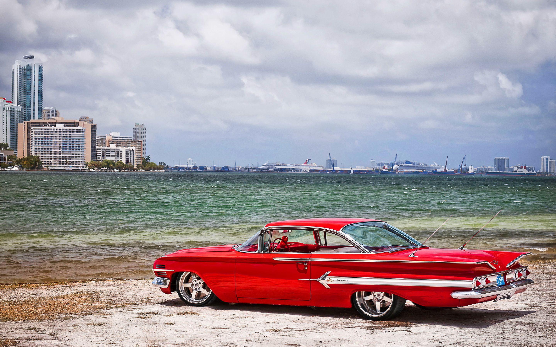Vintage Cars Classic Old Chevrolet Via Vintage Shops Australia インパラ 車 外車 素敵な車
