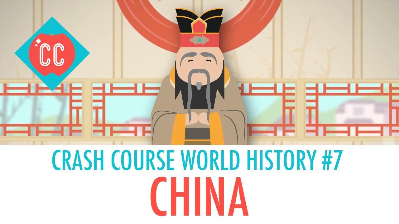 Crash Course (World History) Thought Bubble #7: China
