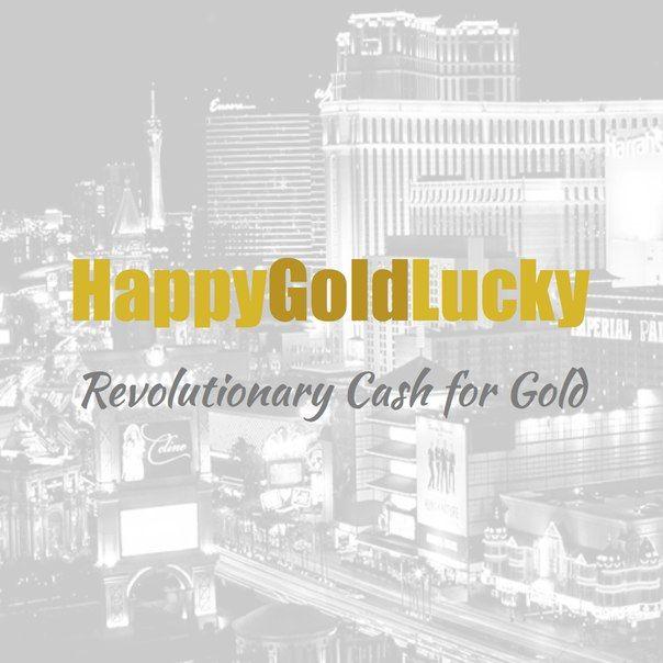 #happygoldlucky #cashforgold