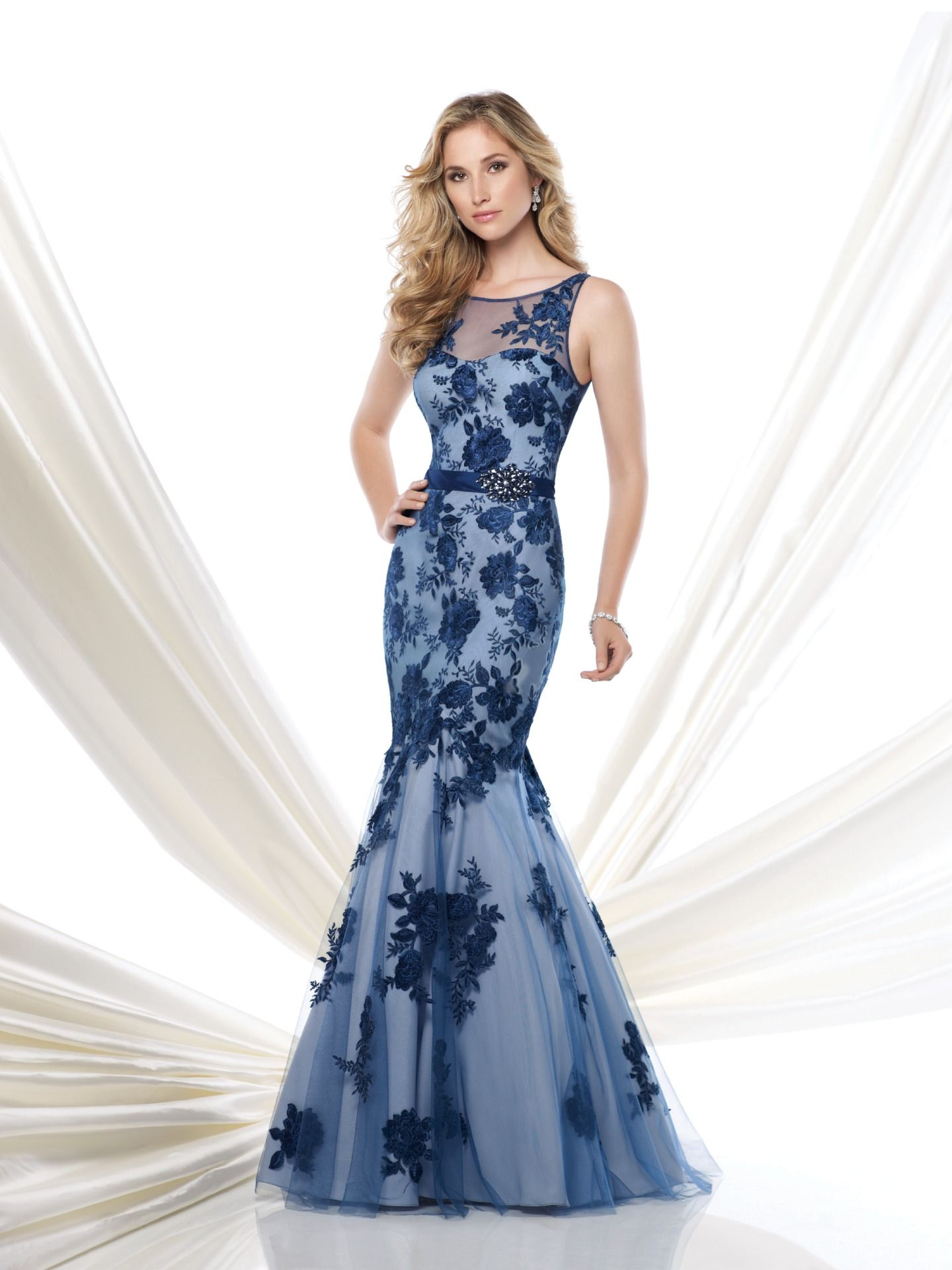 Montage by Mon Cheri. Style 115961. Available at WhatchamaCallit ...