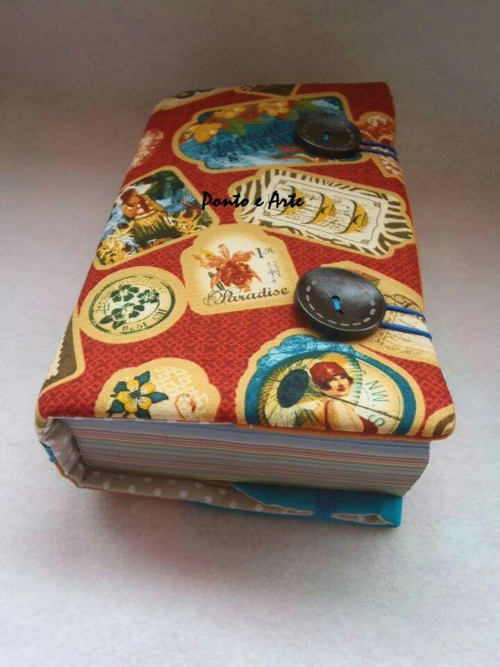 Capa de Livro Extensível (adapta-se à grossura do livro)