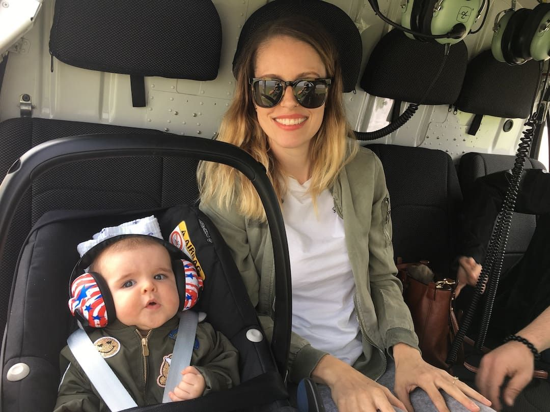 Tips For Travelling With A Baby Under 1 Year Old On A Plane With