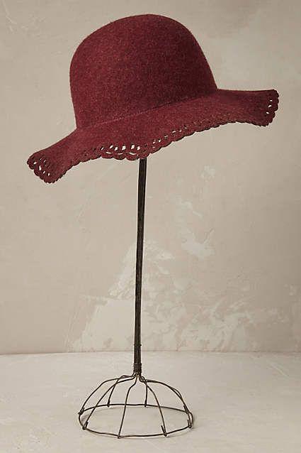 Anthropologie EU Leona Floppy Hat