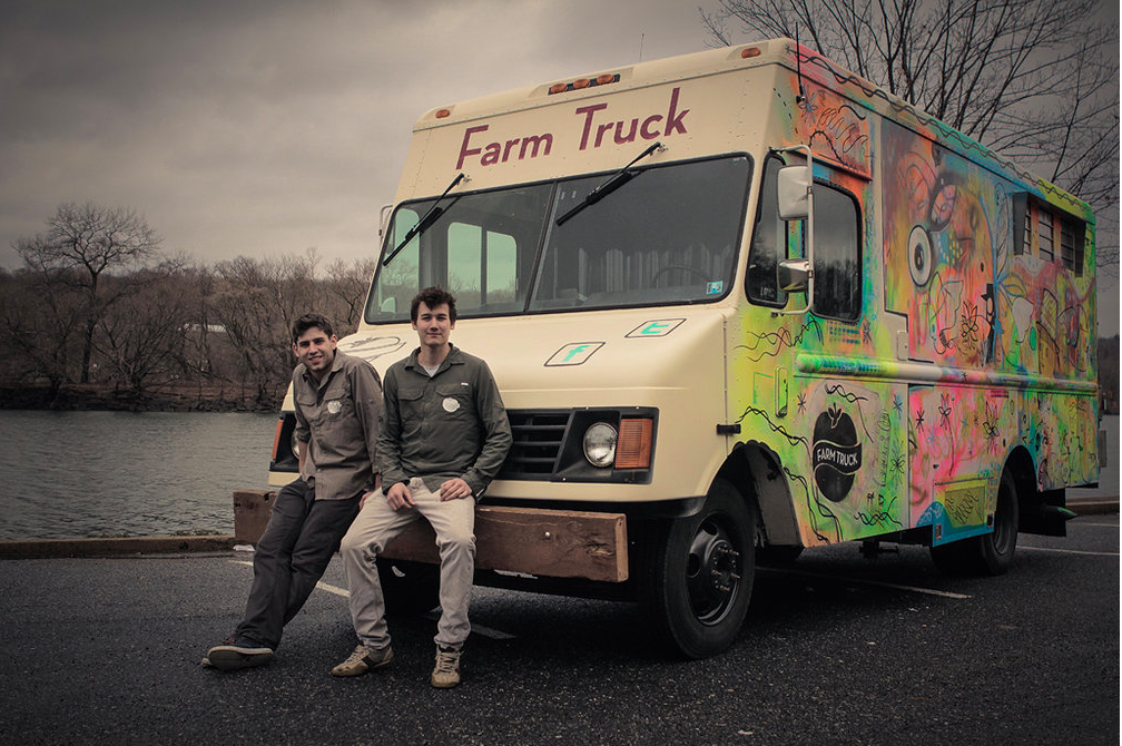 7 Green & Sustainable Philadelphia Food Trucks Food