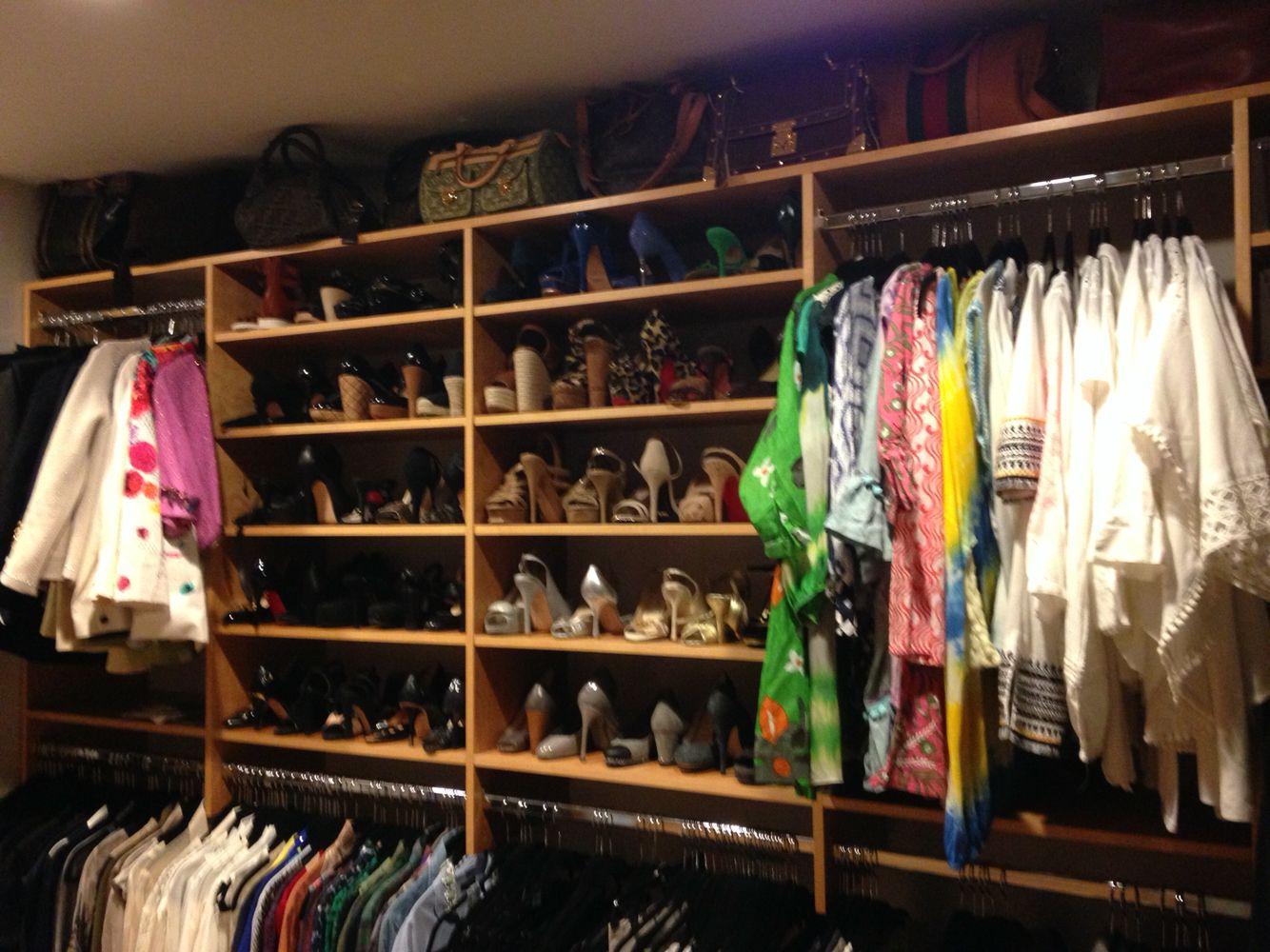Closet organization myexclusive Closet organization