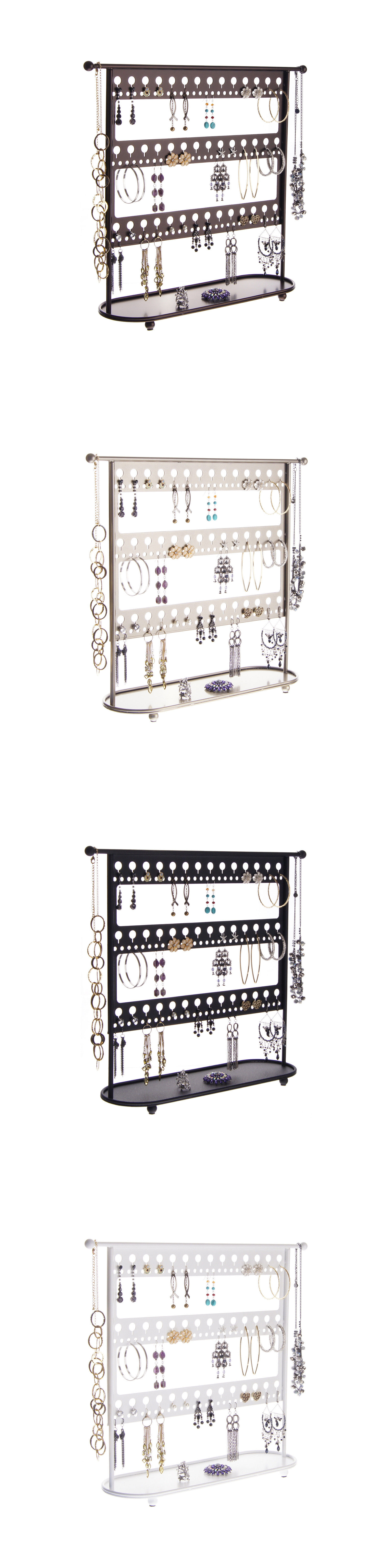 Earring 168161 Large Earring Holder Stand Jewelry Organizer Display