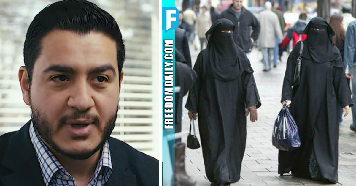 Image result for First Muslim Governor About To Take Over This State – Here's The Terrifying Changes He Plans To Make Immediately