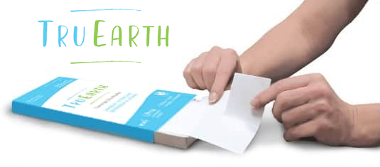 Tru Earth Laundry Strips Eco Friendly Laundry Detergent Sheets