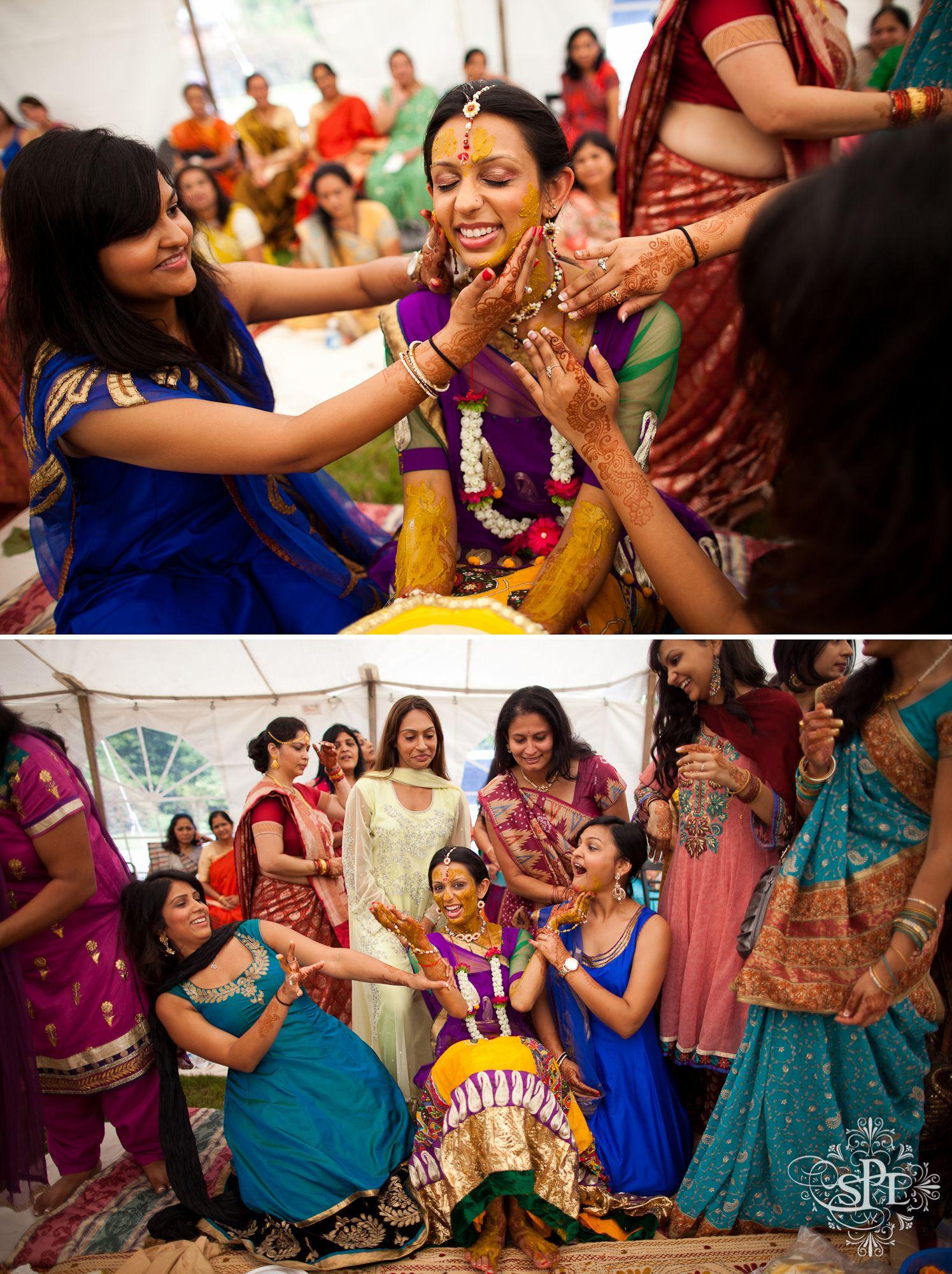 Pithi ceremony | My photography | Haldi ceremony, Bridal