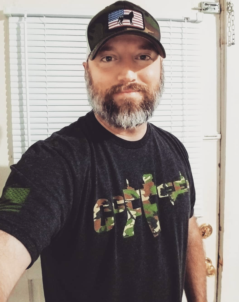 47bffd17d134f Black Rifle Coffee Company - Rocking both the Bison Union hat   the BRCC  shirt! We love it! Tag us so we can see your pictures!