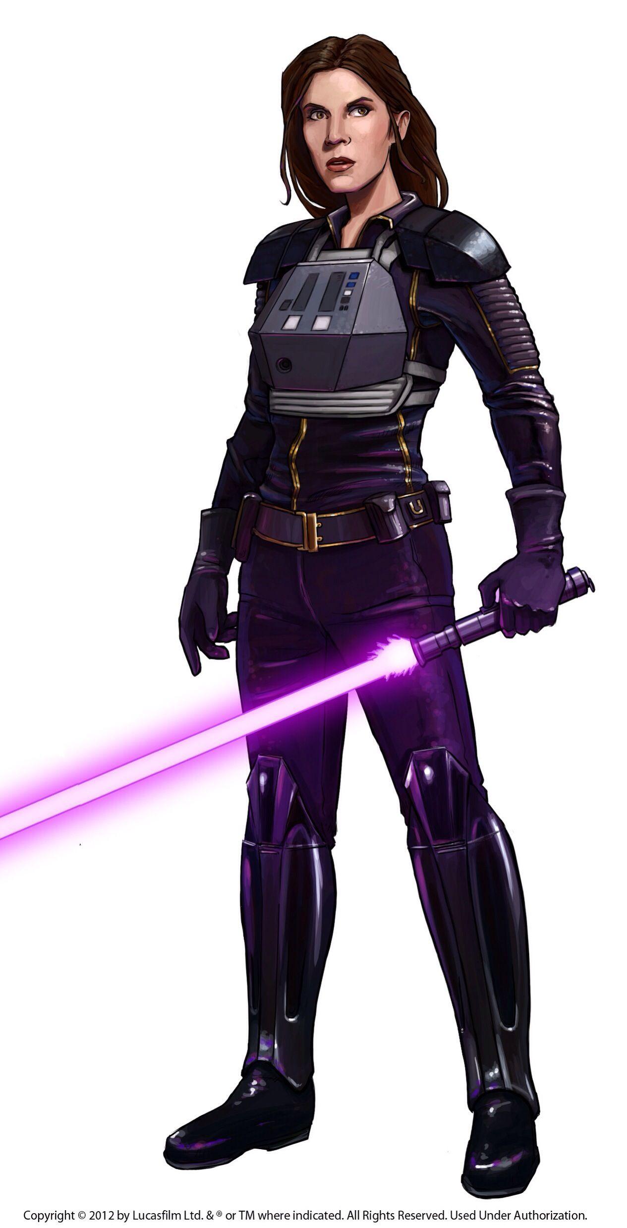 Star Wars Episode VII: Jaina Solo. | The Movie Universe |Star Wars Episode 7 Jaina Solo