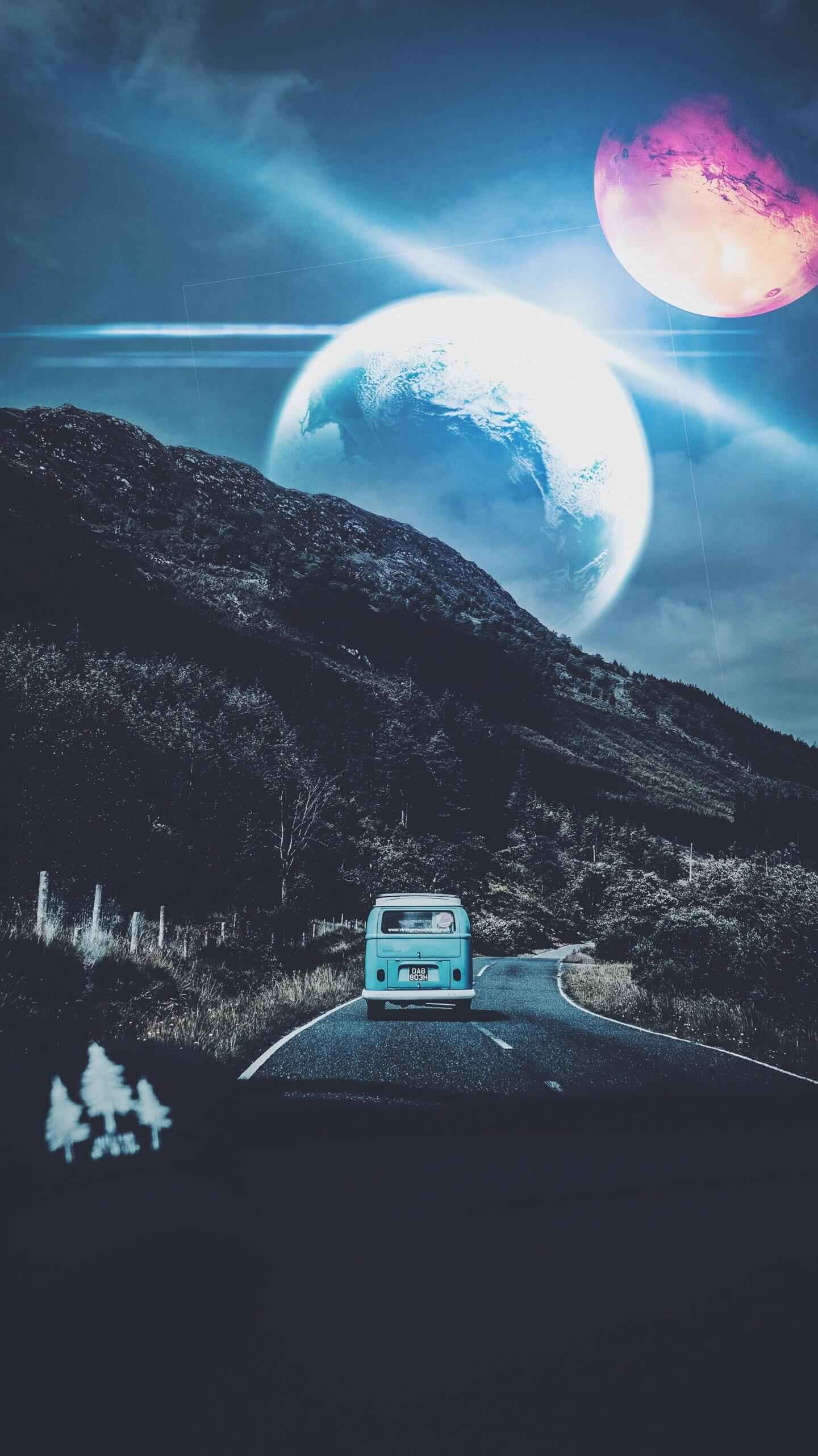 Roadtrip Adventures iPhone Wallpaper - iPhone Wall