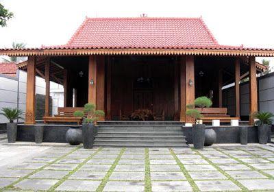 Contoh Desain Rumah Limasan Modern Minimalis Jual Rumah Limasan Kayu Jati Adat Jawa Harga Murah Desain Rumah Rumah Arsitektur