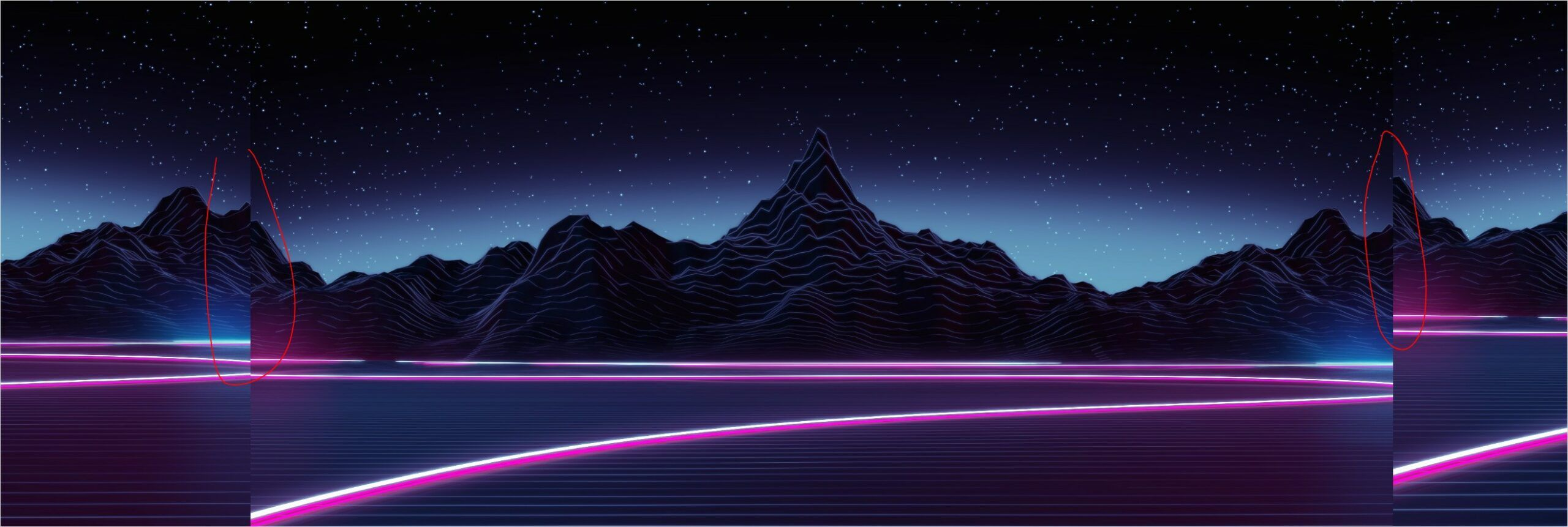 4k 3 Monitors Wallpaper In 2020 Wallpaper Background Images Monitor