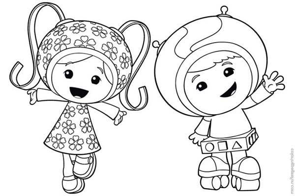 Milli-and-Geo-say-Hi-in-Team-Umizoomi-Coloring-Page.jpg (600×400 ...
