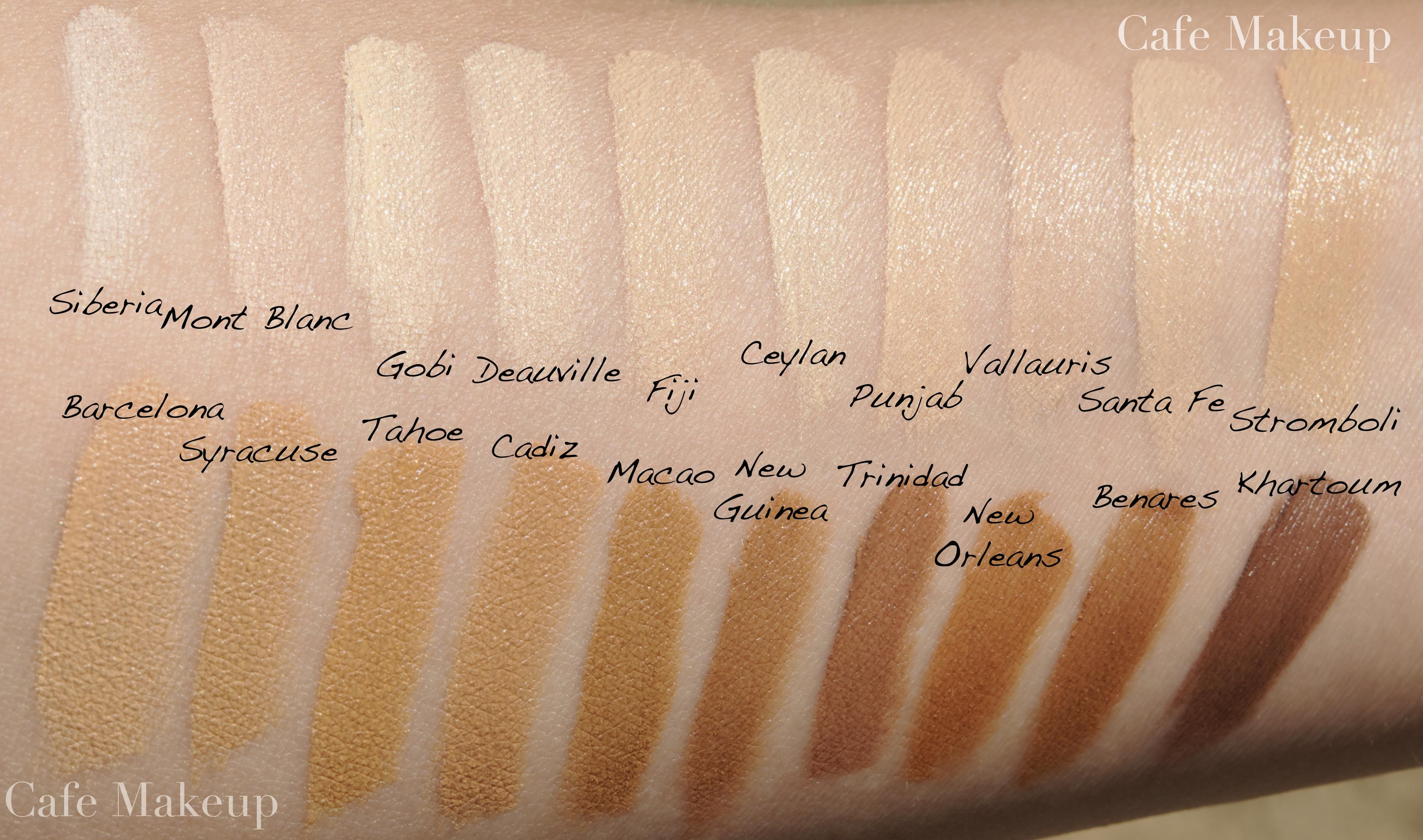 how to make foundation sheer
