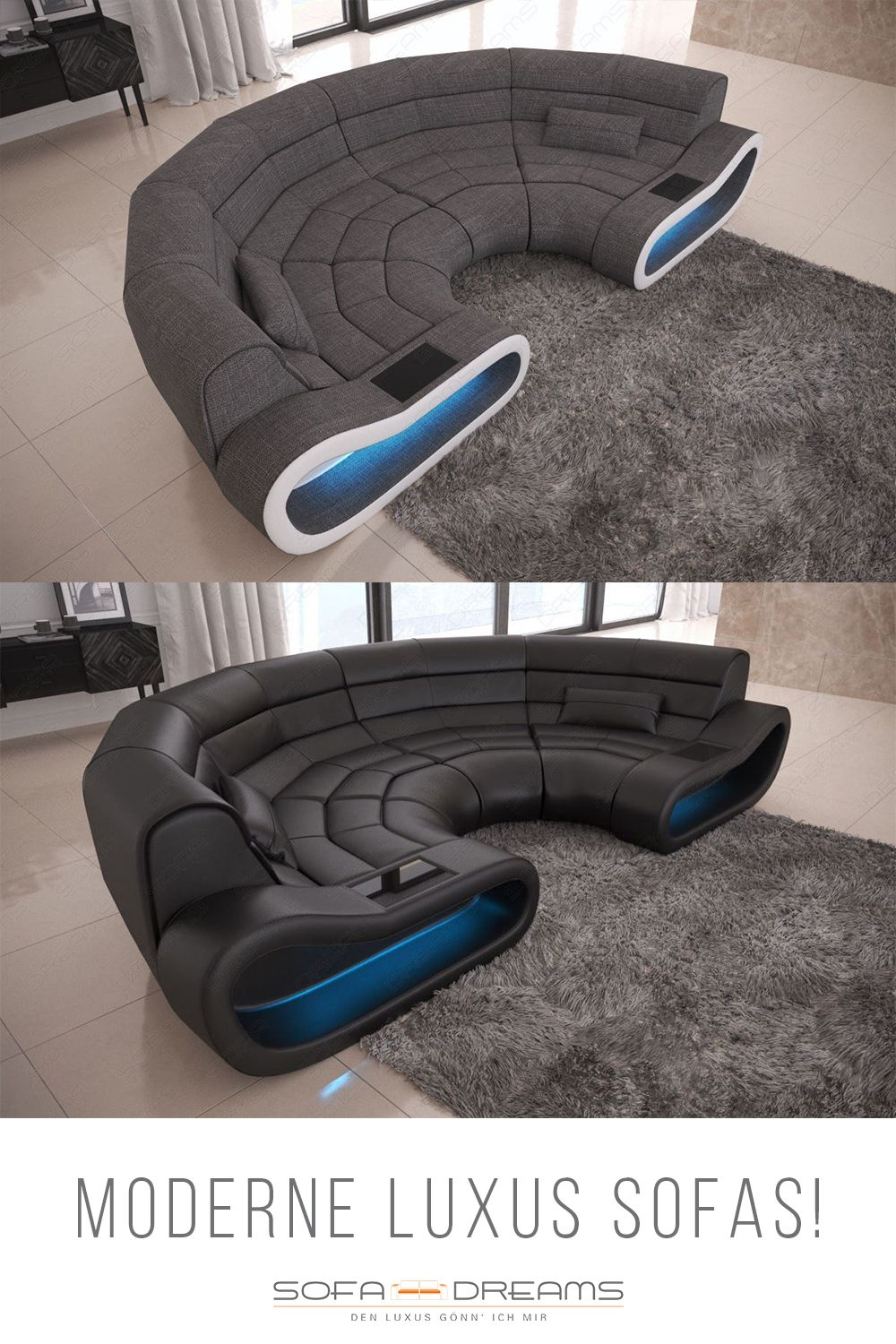 Pin On Sofa Dreams Sofa Couch Wohnlandschaft