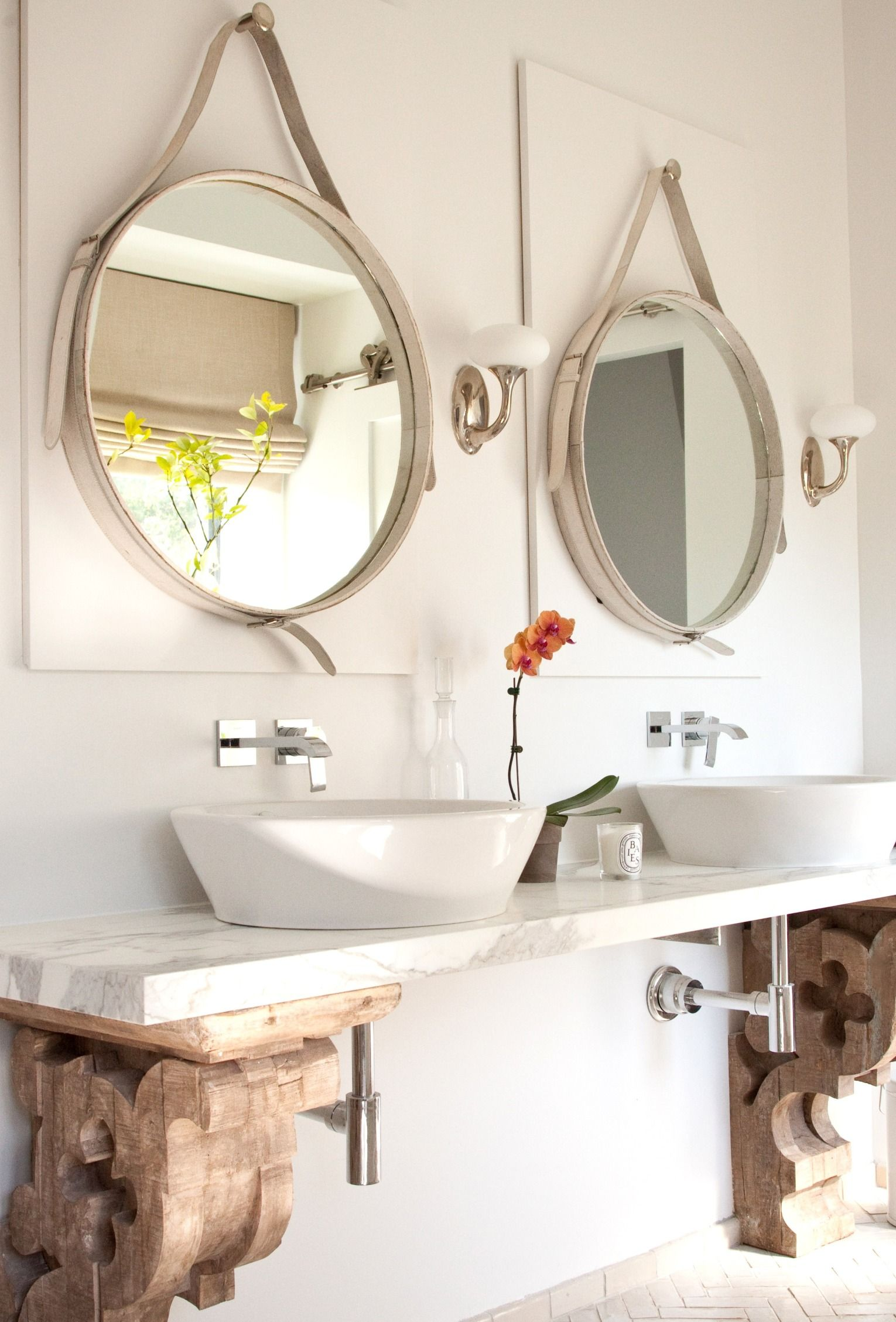 A Small Bathroom Becomes a Coveted Master Bath Suite | Pinterest ...