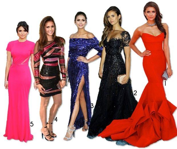 LOOK 10: NINA DOBREV - Fashionismo