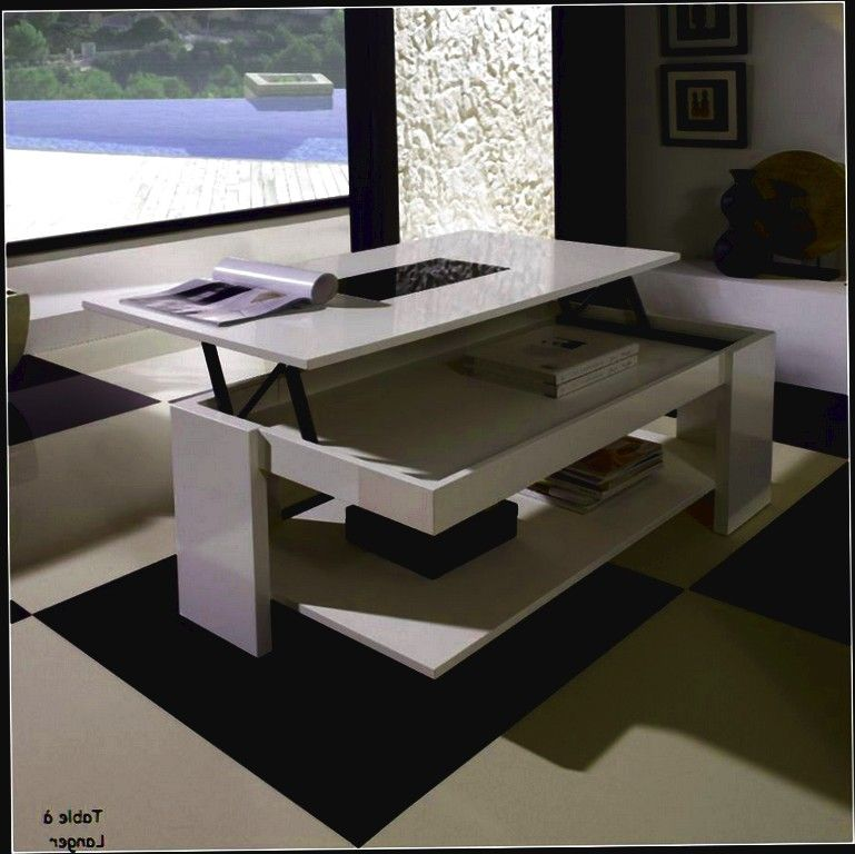 Table Basse Verre New York Conforama Table Basse Relevable Design Allan Zd1 Tbas R D 011 Di 2020