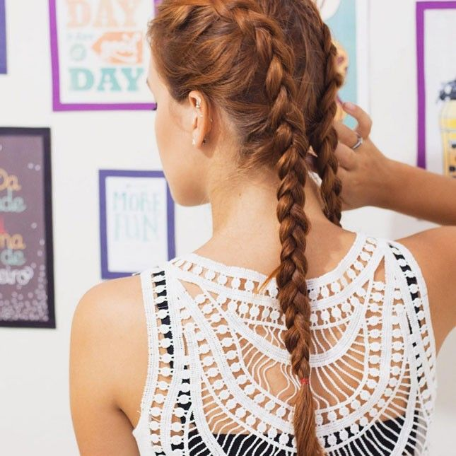 13 Hacks For Achieving Perfect Curls With Any Hair Texture Boxer Braids Boxer Braids Hairstyles Dutch Boxer Braids