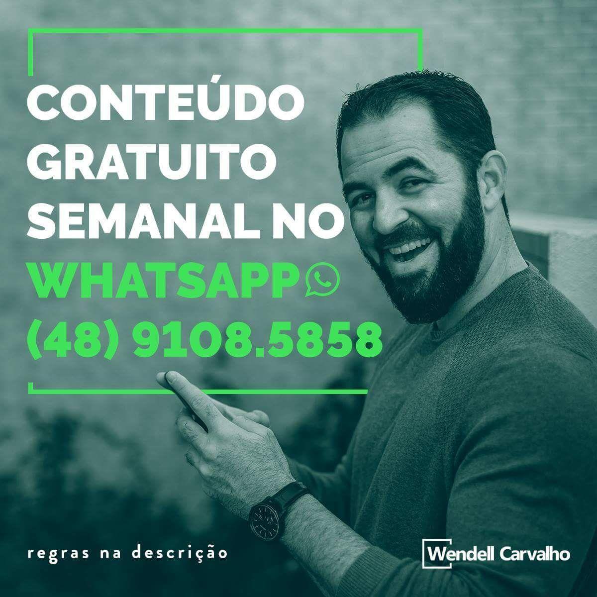 Frases Motivacionais Wendell Carvalho