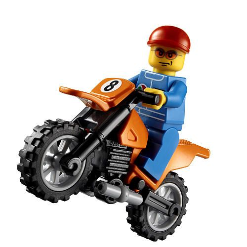 Lego City Dirt Bike Transporter 4433 Lego Toys R Us Toys