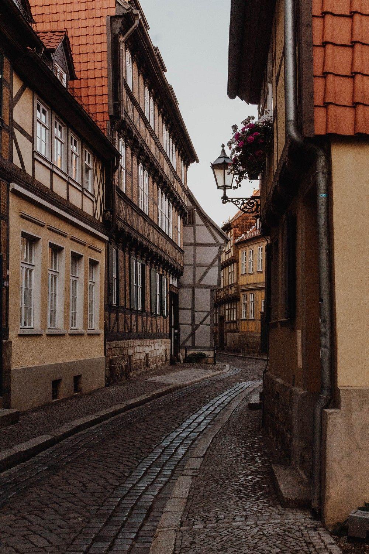 Zu Besuch In Der Schonsten Altstadt In Quedlinburg Chriscat Unterwegs Reiseblog Quedlinburg Harz Urlaub Altstadt