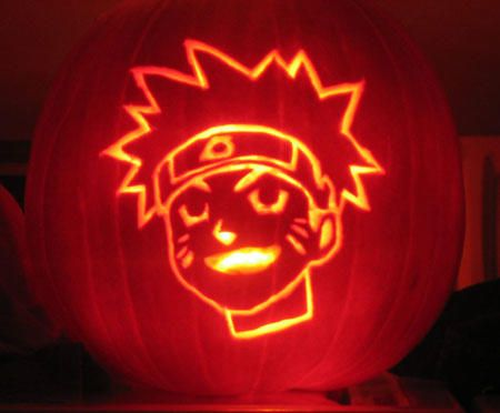pumpkin template naruto  Naruto Pumpkin | Pumpkin carving, Easy pumpkin carving ...