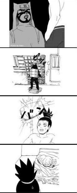 Naruto ecchi comics