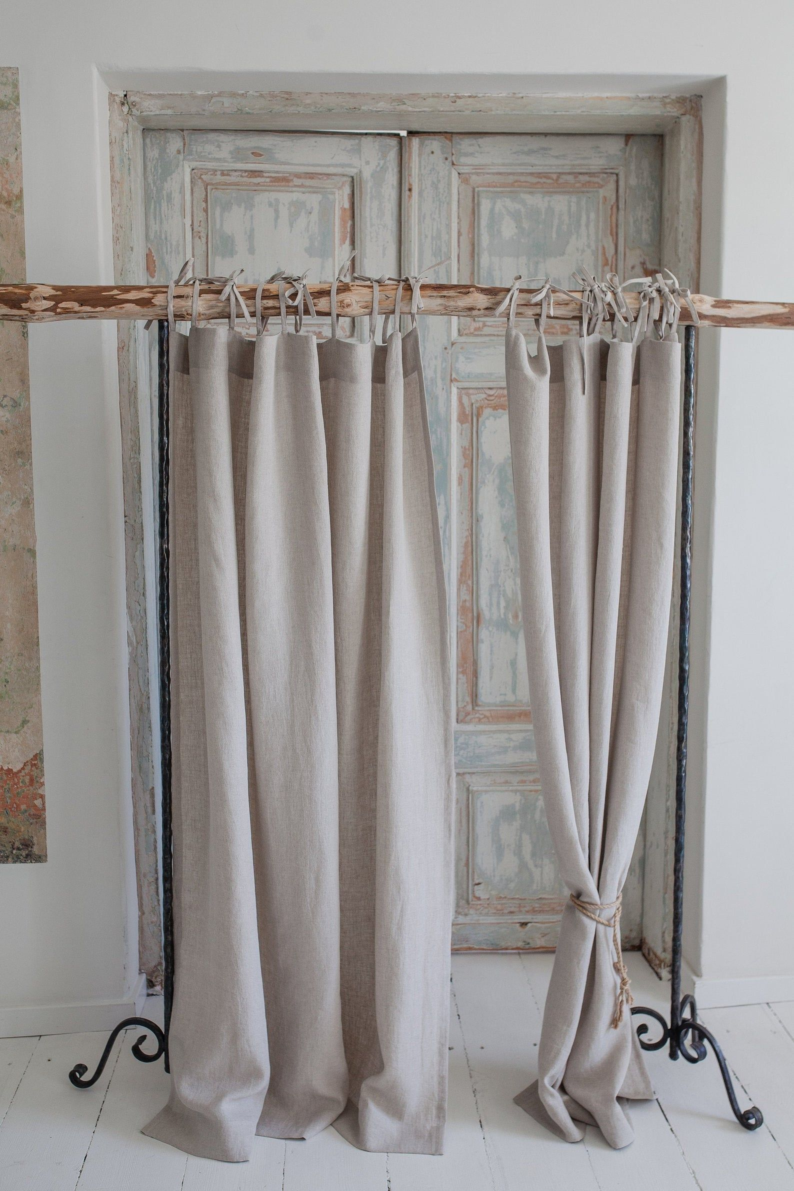 linen drapes curtain decor linen curtains