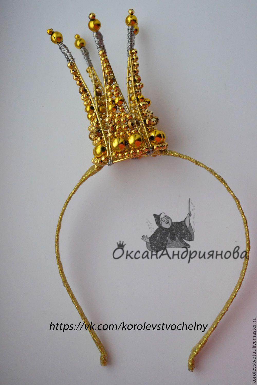 Как сделать корону из проволоки фото 120