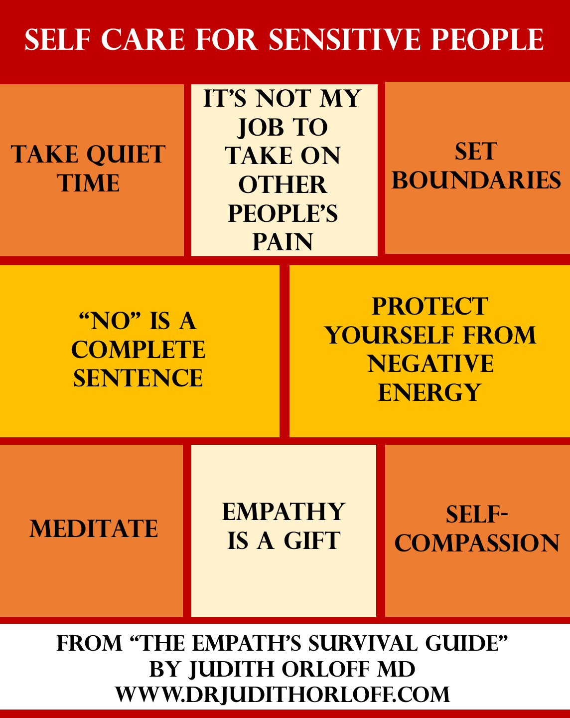 From The Empath S Survival Guide