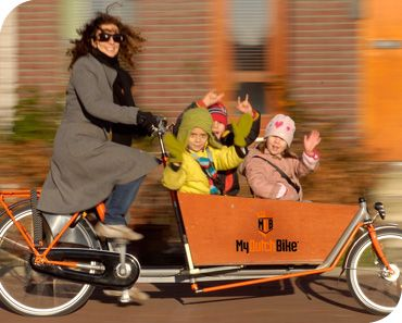 Bakfiets Workcycle ... I want!
