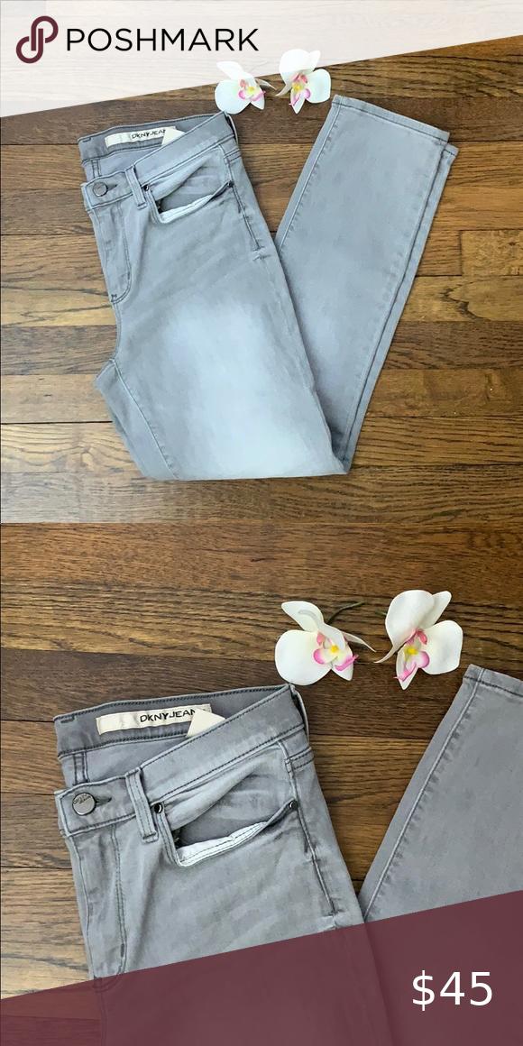 DKNY Grey Jeans