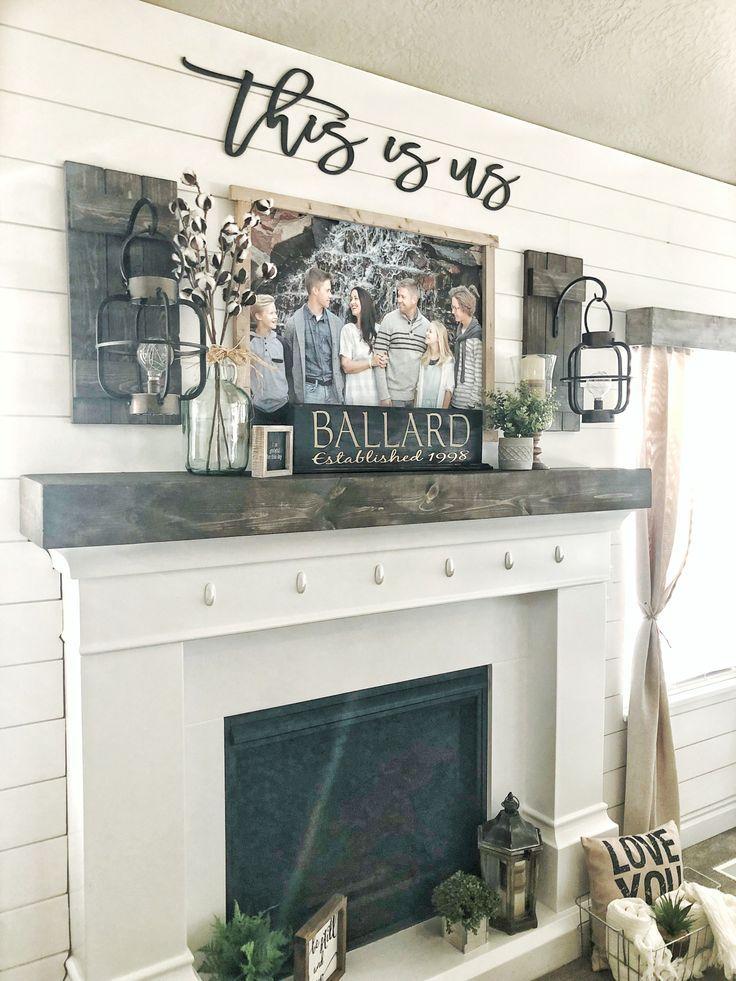 Farmhouse Decor Farm House Living Room Living Room Makeover