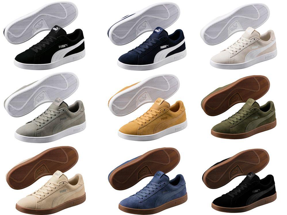 Puma Smash v2 Herren Schuhe Turnschuhe Sneaker Freizeit